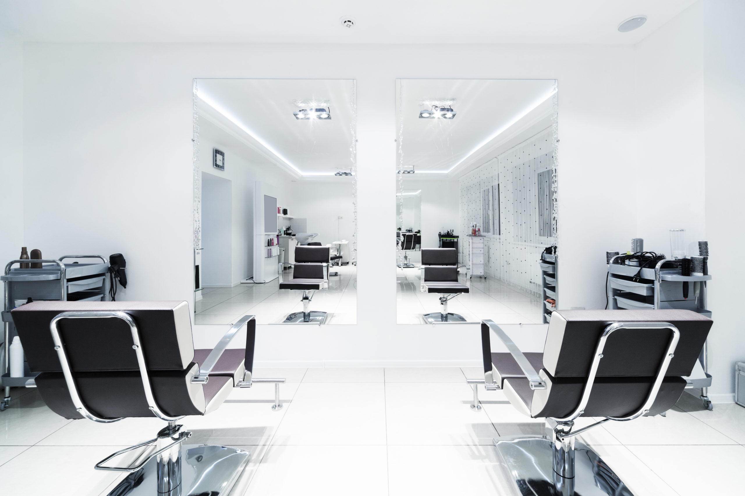 Salon Mirrors